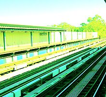 The Green Line To Emerald City by greenjewels77