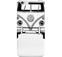 Volkswagen VW Bus Van iPhone Case/Skin