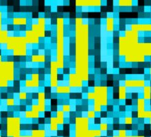 8-bit Intestines Sticker