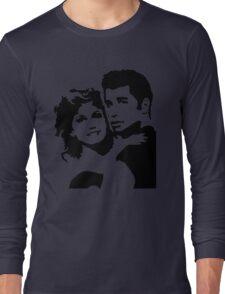 John Travolta Grease Long Sleeve T-Shirt