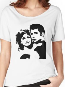 John Travolta Grease Women's Relaxed Fit T-Shirt