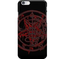 Melodramatic iPhone Case/Skin