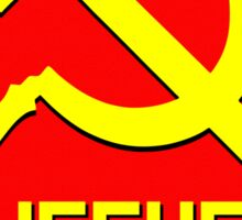 Red Messiah Sticker