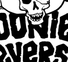 Goonies Never Say Die T-Shirt Sticker