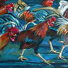 Rooster Power Dream by seedmother