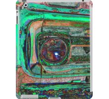 Chevy: Vintage Green iPad Case/Skin