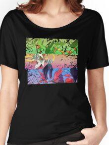 The Hoenn Mega Trio Women's Relaxed Fit T-Shirt