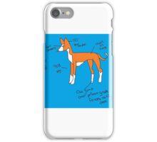 Ibizan Hound iPhone Case/Skin
