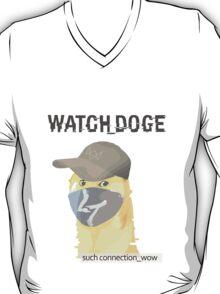 WATCH_DOGE (Watch Dogs parody) T-Shirt