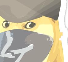 WATCH_DOGE (Watch Dogs parody) Sticker