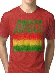 Jamaica Bliss Tri-blend T-Shirt