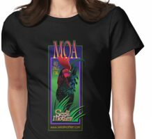 Moa Womens Fitted T-Shirt