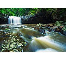 Lip Falls Photographic Print