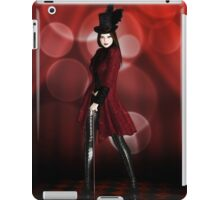 Red Vampire iPad Case/Skin