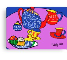 More cup cakes Canvas Print