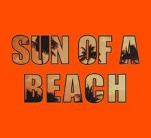 Sun Of A Beach Kids Clothes