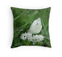 Pure Throw Pillow