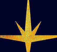 Nova Corps Emblem by nikkiandkatie