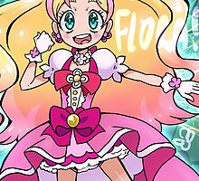 Magical Girl Collection #16 - Flora by gcio