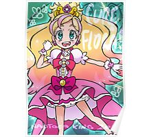 Magical Girl Collection #16 - Flora Poster