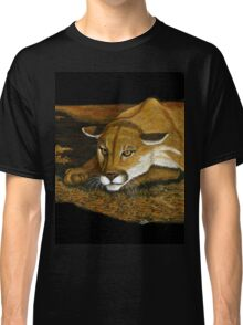 Cougar in the Dark Classic T-Shirt