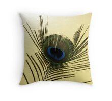 The Peacock Dude! #4 Throw Pillow
