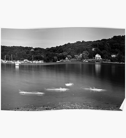 Cold Spring Harbor Poster