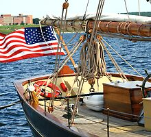 Stars And Stripes by HALIFAXPHOTO