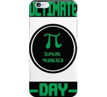 Ultimate Pi Day CP iPhone Case/Skin