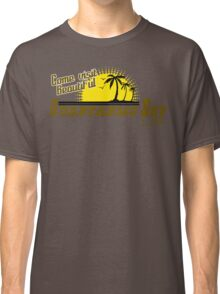 COME VISIT BEAUTIFUL GUANTANAMO BAY CUBA Funny Geek Nerd Classic T-Shirt