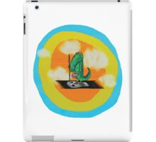 The Mighty Boosh – Eric Phillips Leaves for Alaska iPad Case/Skin