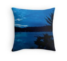 View at 6:00 AM Throw Pillow