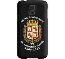 St. Augustine Florida, 450th Anniversary Celebration Samsung Galaxy Case/Skin