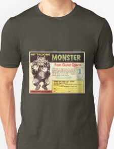 """48"""" TALKING MONSTER FROM OUTER SPACE T-Shirt"""