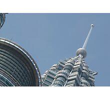Petronas Towers Photographic Print