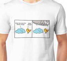 Fail Whale Appears Unisex T-Shirt