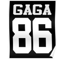 GA GA 86 Poster