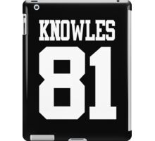 KNOWLES 81 iPad Case/Skin