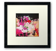 when love comes knocking Framed Print