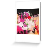 when love comes knocking Greeting Card