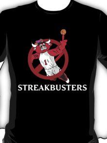 Chicago Bulls -- STREAKBUSTERS T-Shirt