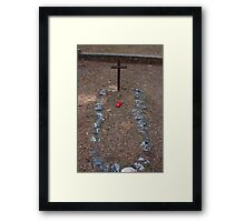 Toys are forever Framed Print