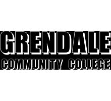 Greendale Community Funny Geek Nerd Photographic Print