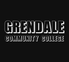 Greendale Community Funny Geek Nerd by coolandfresh