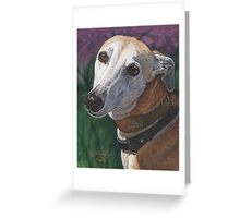 At the Dogwood Park Greeting Card