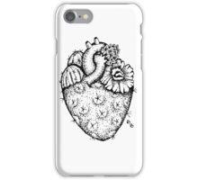 succulent heart. iPhone Case/Skin