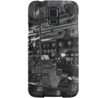keeping the Queen Mary on course... Samsung Galaxy Case/Skin