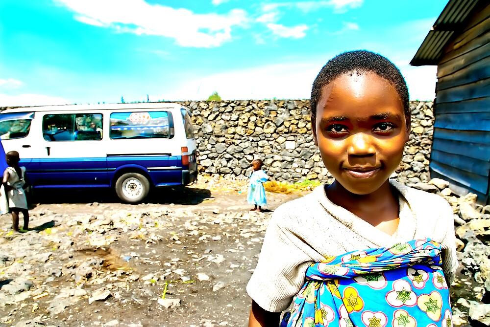 Orphan Democratic Republic of Congo by Melinda Kerr