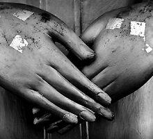 Buddha Hands by Dave Lloyd