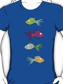 Neon Fish T-Shirt
